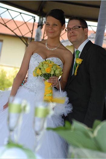 Naše nevěsty - Kateřina - Svatební salon Svatba snů 2bf2791588b00