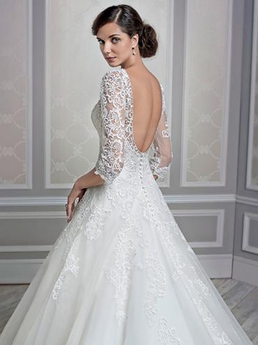 Luxusní krajkové svatební šaty PL1604 50d3a692c7