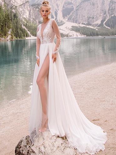Svatební šaty - fotogalerie - strana 1 - Svatební salon Svatba snů 91d77cc3bd6