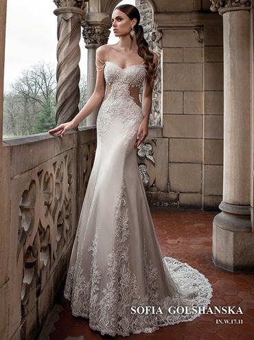 Svatební šaty - Sofia Golshanska - náhled 2 1d7f06c995