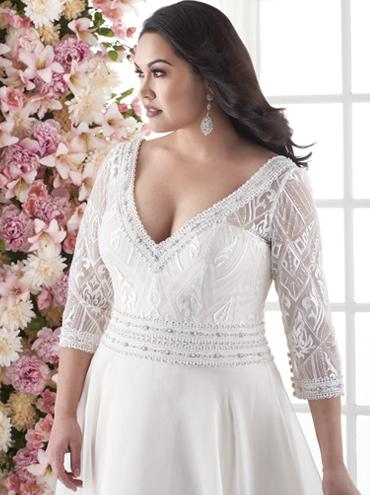 ed3b0b2d2097 Rezervovat zkoušení - Svatební šaty - Tamara - Svatební salon Svatba snů