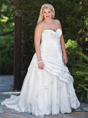 4893d59208a Svatební šaty - fotogalerie - velikost 44 - strana 4 - Svatební ...