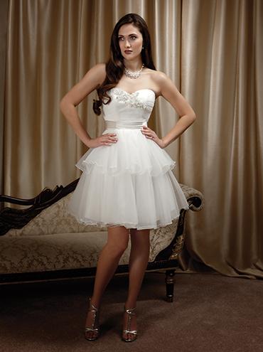 Odepínací svatební šaty M1204L 650e9bebeee