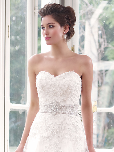 ... svatební šaty svatební šaty se srdíčkovým výstřihem a