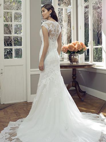 Svatební šaty - M1403Z - Albany