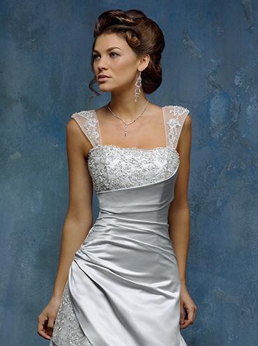 Svatební šaty - M9868L f220ee05cf
